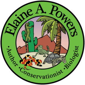 Elaine A Powers Author Conservationalist Biologist