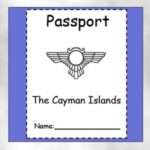 Passport to The Cayman Islands, Grades 1-3, 13 Pages