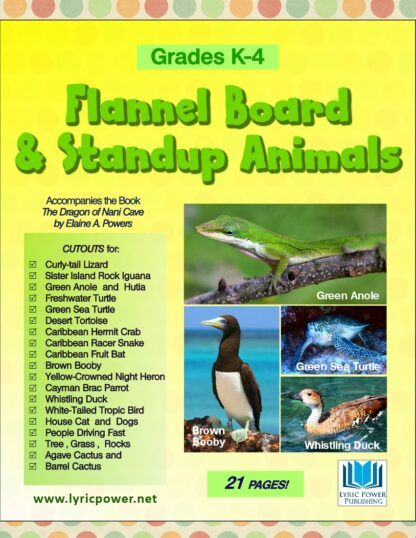 Book Cover for Flannel Boards Book