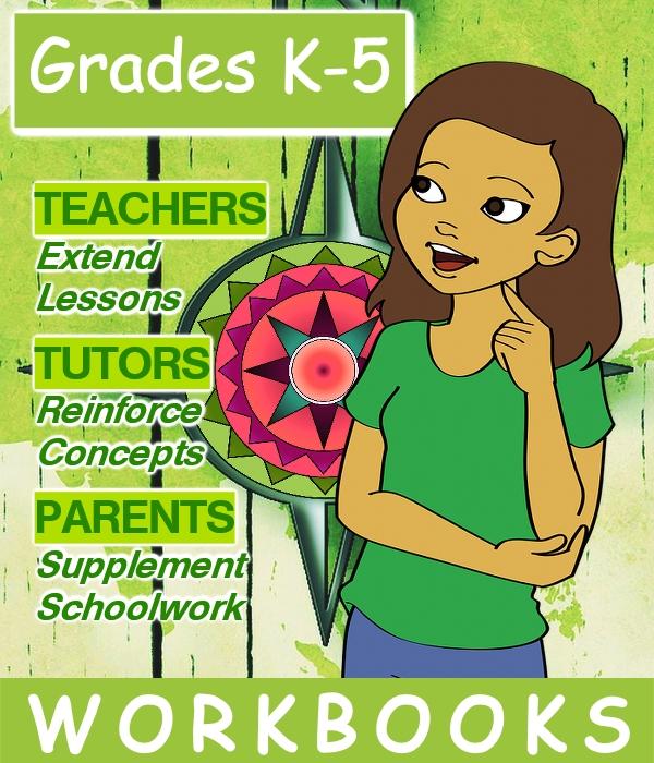 Illustration for K-5 Books